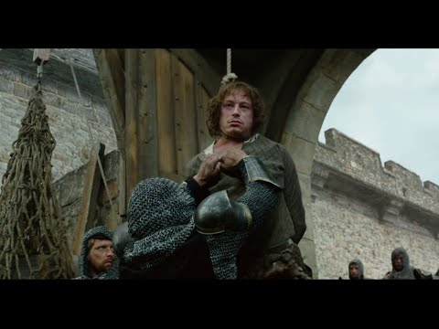 Outlaw King Roberts Brother Execution Scene