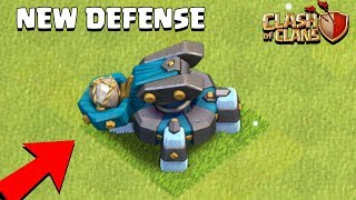 New Update ! New Defense Scattershot | TH13 Update Clash of Clans - COC