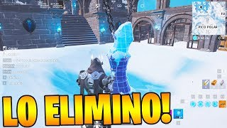 VISIT THE HIDDEN SKIN OF CASTILLO avec un BUG en MODE CREATIVE!! 🗻😱 FORTNITE