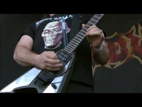 Exodus Bonded By Blood Live At Wacken 08