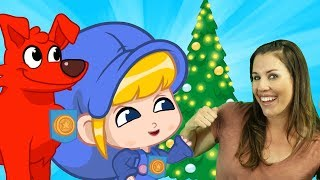 MAGIC Morphle Saves Christmas!   Christmas Cartoons For Kids   My Magic Pet Morphle   Sandaroo
