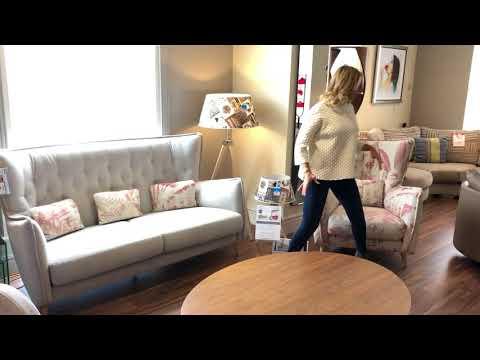 Simone sofa from
