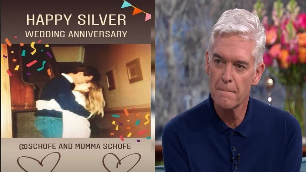 Phillip Schofield thanks fans for 'important' support as he urges ...