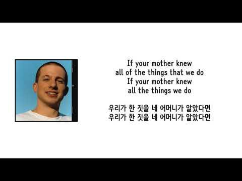 [가사 번역] 찰리 푸스 (Charlie Puth) - Mother