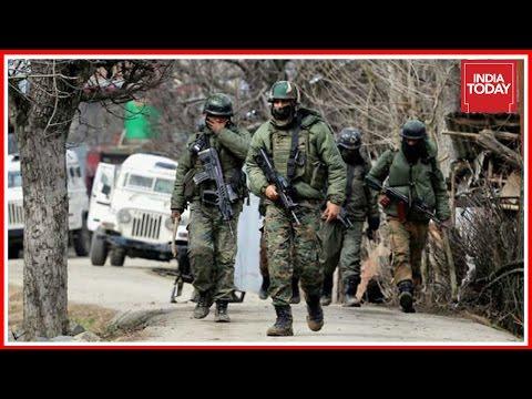 4 Killed In Terrorist Attack On Police Patrol In Anantnag, J&K