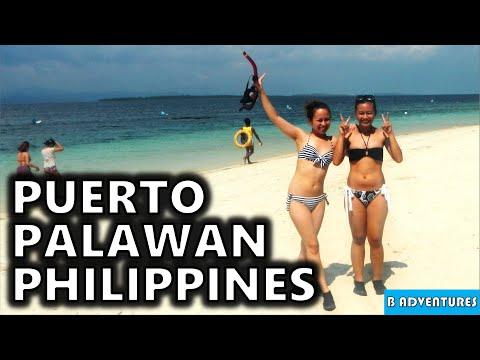 Palawan: Underground River, Honda Bay Islands, Puerto Princesa, Philippines S1 Ep14