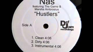 Nas - Hustlers (Instrumental)