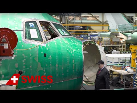 Insights into the Boeing 777-300ER construction | SWISS