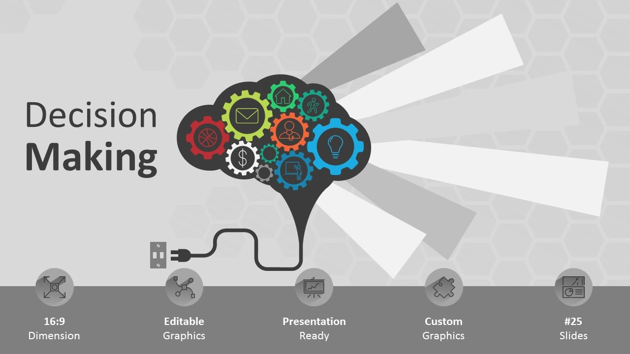 decision making editable powerpoint