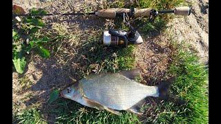 257 Мормышинг Ловля белой рыбы на спиннинг Густера плотва лещ