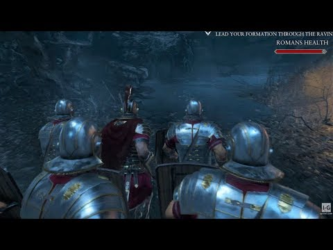 Roman Army Battle & Soldier Rescue - Ryse: Son of Rome