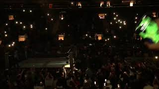 The Fiend (Bray Wyatt) Vs. The B Team. Dark Match 9/10/2019 MSG