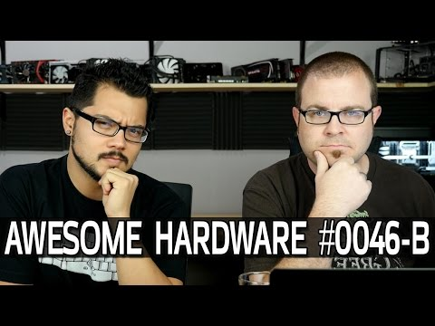 Awesome Hardware #0046-B: 10-Core Broadwell-E, NVIDIA GP104 & AMD Polaris