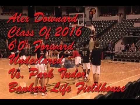 """6'0"""" Alex Downard Cardinal Ritter High School Hoop Mixtape"""