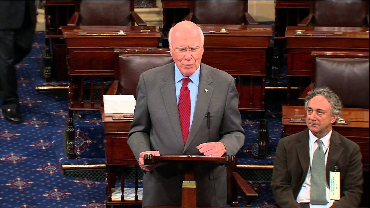 Issue | Issues | U S  Senator Patrick Leahy of Vermont