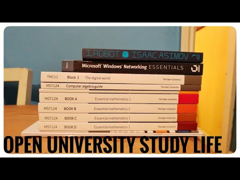 What it is like to study with Open University?