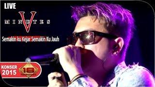 Download lagu Five Minutes - Semakin Ku Kejar Semakin Kau Jauh [Live Konser] at Sekayu 12 Maret 2015