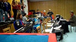 Milburn OK Music Band 2005.