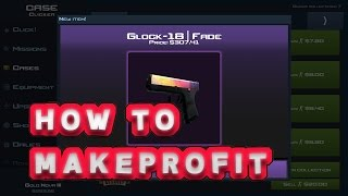 HOW TO MAKE MONEY IN CASE CLICKER 2!