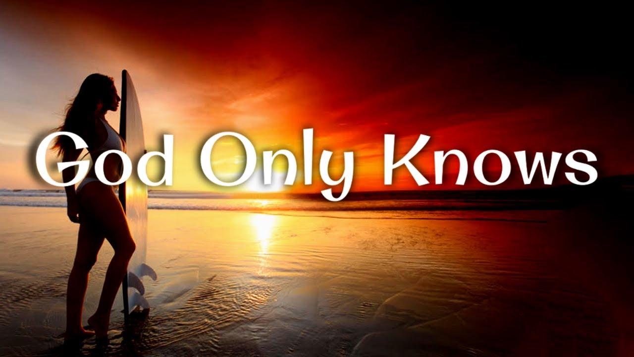 God Only Knows   The Beach Boys Karaoke (Key of D) - YouTube