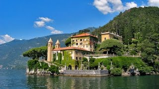 Villa del Balbianello (George Clooney's Villa)(Lake of Como)