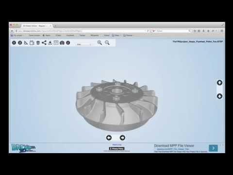 3D Viewer Online - 2 Mins Tour