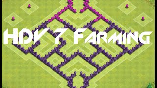 Speed Building HDV 7 Farm