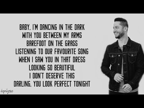 Perfect - Ed Sheeran & Beyoncé (Boyce Avenue acoustic cover)(Lyrics)