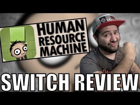 Human Resource Machine (Nintendo Switch) Review | 8-Bit Eric