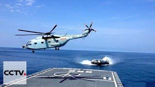 الخارجية الصينية: الصين ترسل 9 سفن حربية لمساعدة فيتنام في عملية الإنقاذ