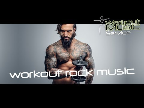 Workout Rock Music -  Alternative Rock Music - Metal 2017 Rock Mix Hard Rock