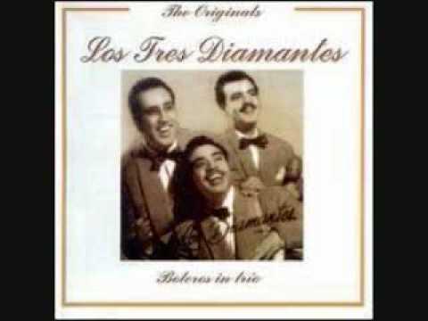 Trio Los Tres Diamantes - sinceridad -