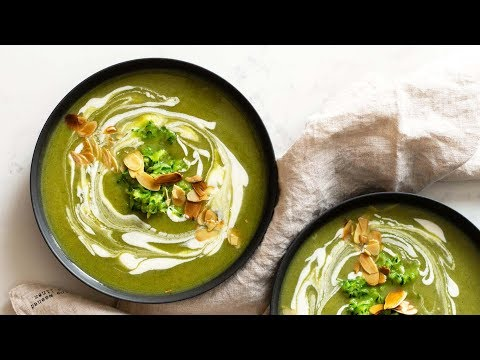 Easy & Delicious Zucchini Soup