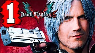DEVIL MAY CRY 5: Gameplay Walkthrough Part 1 Lets Play Playthrough XBOX SP4 PC