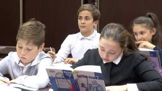 Гимназия № 5 города Черкесска  награждена золотой медалью конкурса «100 лучших школ  России»