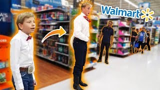 One of Jake Paul's most viewed videos: JAKE PAUL YODELING IN WALMART!! *KICKED OUT*
