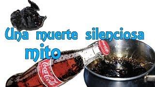 Mira lo que pasa cuando hierves Coca Cola - Desvelando Mitos