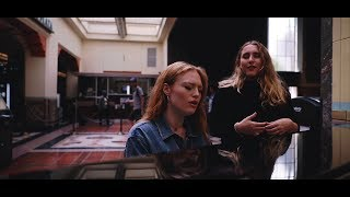 Secret Piano Sessions: Freya Ridings x Caroline Pennell (It Ain't Me Cover - Selena Gomez, Kygo) Video
