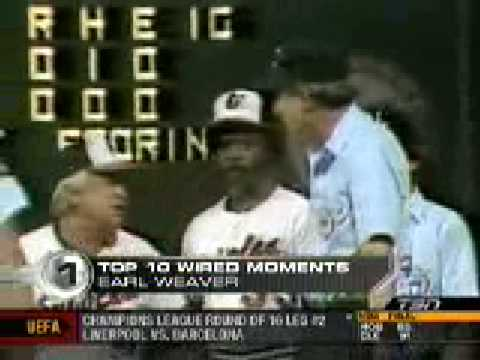 Top 10 wired moments in sports
