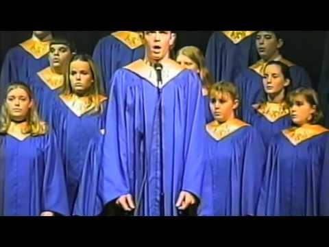 AHS Symphonic Choir performs
