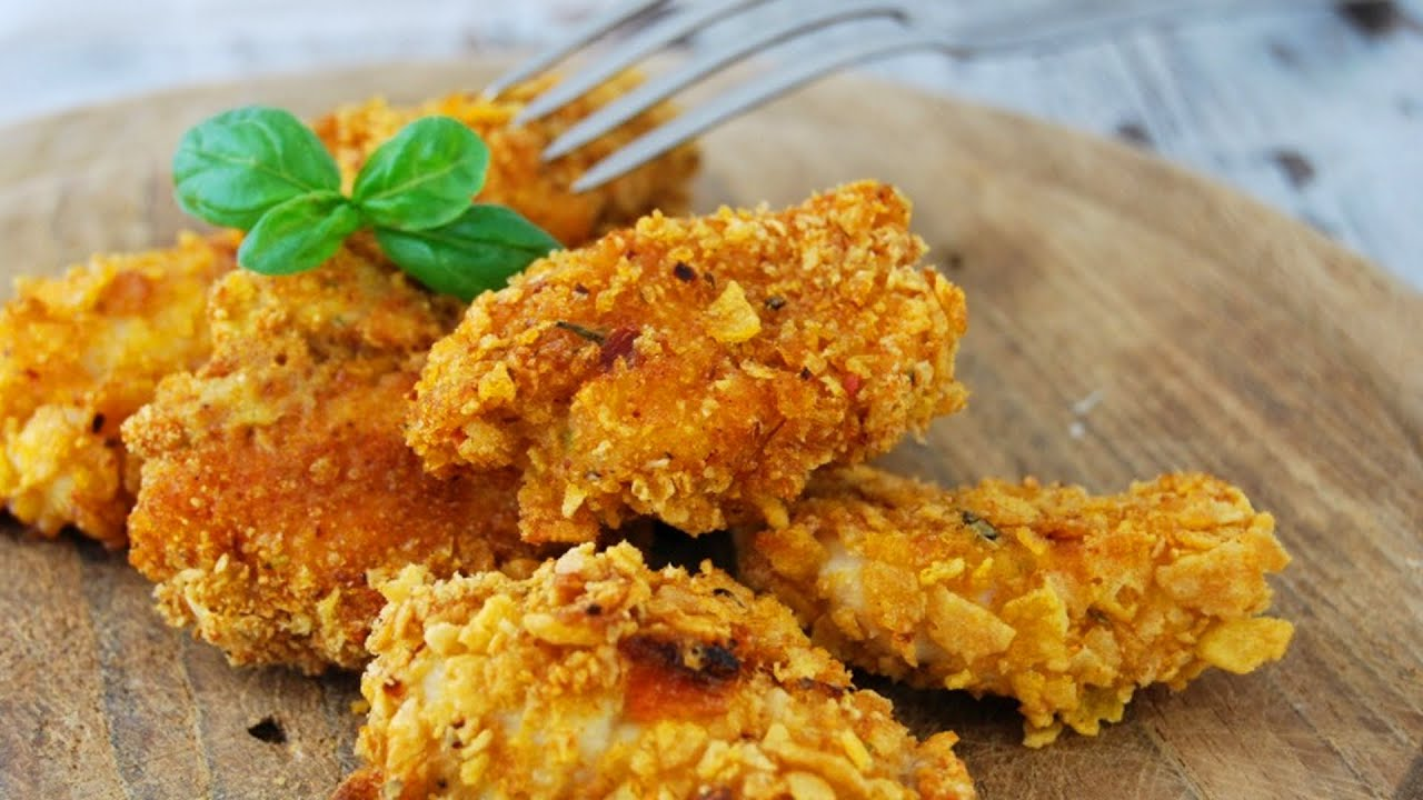 Crispy Chicken Bites | MultikochDE - YouTube
