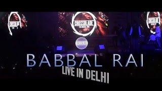 Babbal Rai Live - The Musical Tour Delhi Edition 7 | Delhi University | Speed Records