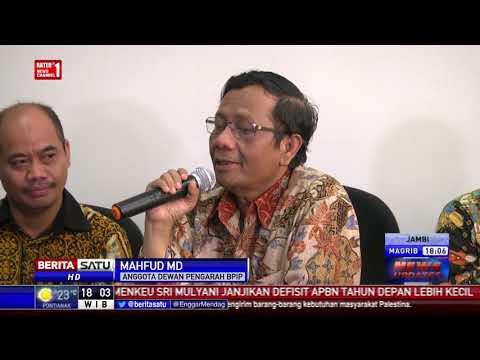 Mahfud MD: Amien Rais, Hidayat Nur Wahid Pernah Kembalikan Gaji?