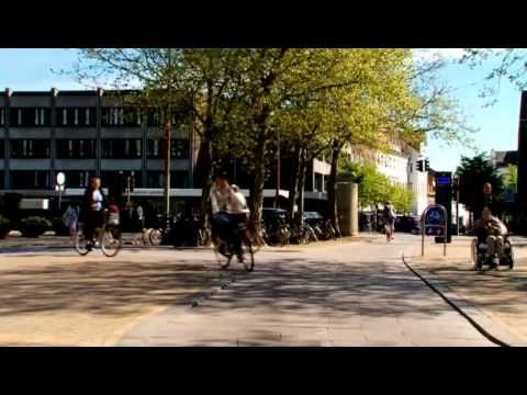 Odense - Bicycle infrastructure
