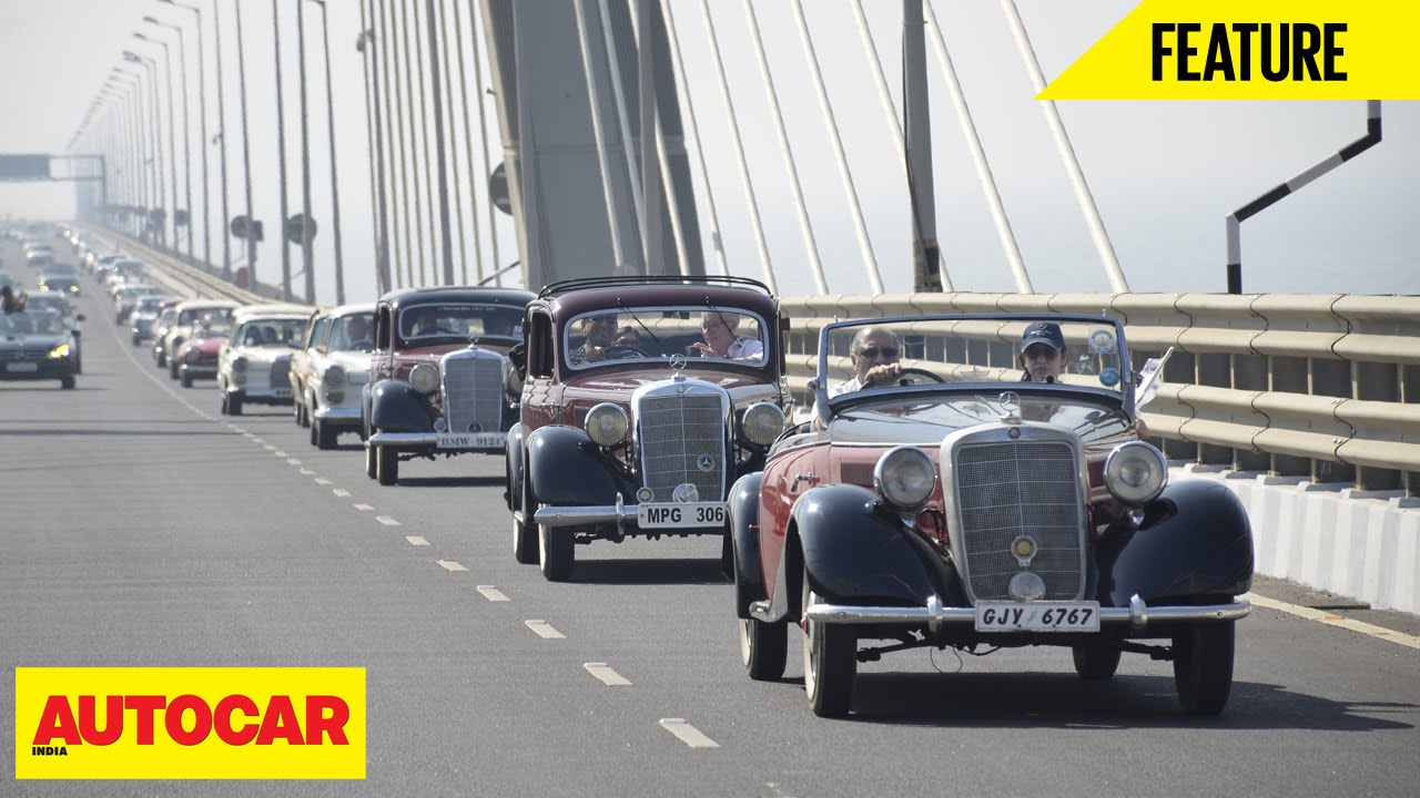 Classic Car Rally 2015 | Feature | Autocar India - YouTube