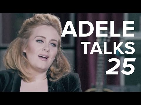 Adele Explains '25' Inspiration