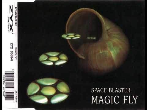 SPACE BLASTER - Magic fly (dream remix '96)