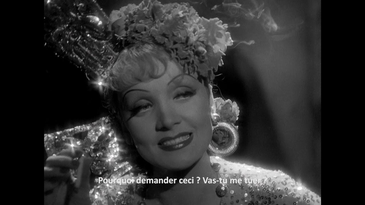 Bande-annonce (trailer) La Femme et le Pantin (The Devil Is A Woman) - VOSTFR / HD