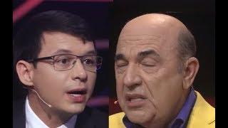 Мураев и Рабинович: конфликт нарастает