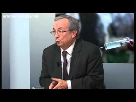 Patrick Le Hyaric - émission @rrêt sur images - 15 novembre 2013